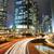 City Dynamic Night stock photo © paulwongkwan