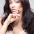 女性 · コラーゲン · 注入 · 美しい · 若い女性 · 美 - ストックフォト © pawelsierakowski