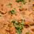 индийской · масло · куриные · продовольствие · зеленый · обеда - Сток-фото © pazham