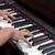 piyano · tuşları · nazik · eller · oynama · konser · arka · plan - stok fotoğraf © pazham