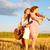 iki · oynama · gitar · keman · açık · havada - stok fotoğraf © pekour