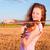 mulher · violino · retrato · música · belo - foto stock © pekour