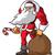 Big badass Santa Claus  stock photo © penivajz