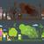 oude · nieuwe · ecologie · auto · illustratie · vergelijking - stockfoto © penivajz