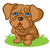 Sad puppy stock photo © penivajz