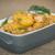 rústico · marrón · salsa · salsa · alimentos - foto stock © peredniankina