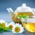 kubek · rumianek · herbaty · biały · kwiat · charakter - zdjęcia stock © peredniankina