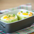 zucchini baked with egg and cheese stock photo © peredniankina