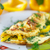 delicious omelet with peppers and herbs zdjęcia stock © peredniankina