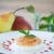 porción · cocido · mango · rebanadas · alimentos · frutas - foto stock © peredniankina