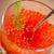 Rood · kaviaar · vork · zwarte · voedsel · groep - stockfoto © peredniankina