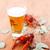 boiled crawfish with beer stock photo © peredniankina
