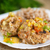 таблице · специи · овощей · блюдо · жареный - Сток-фото © peredniankina