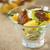 potato salad with bacon and eggs stock photo © peredniankina