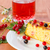 requeijão · torta · passas · de · uva · prato · comida · fruto - foto stock © peredniankina