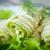 zucchini rolls stock photo © peredniankina