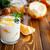 Grieks · yoghurt · honing · biscuits · glas · melk - stockfoto © peredniankina