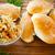 homemade pies with cabbage and sauerkraut stock photo © peredniankina