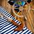 verão · decorativo · âncora · navio · volante · praia - foto stock © peredniankina