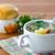 leves · friss · gombák · tál · friss · zöldség · étterem - stock fotó © peredniankina