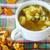 leves · gombák · finom · vegetáriánus · zöld · edény - stock fotó © peredniankina