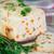 cena · rojo · patatas · ejotes · aislado - foto stock © peredniankina