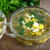 green soup with eggs and sorrel stock photo © peredniankina