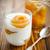 ヨーグルト · 桃 · ギリシャ語 · 新鮮な · 朝食 · ボウル - ストックフォト © peredniankina