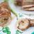 子羊 · リブ · 焼き · まな板 · 野菜 - ストックフォト © peredniankina