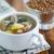cucchiaio · piattino · prezzemolo · ceramica · bianco · alimentare - foto d'archivio © peredniankina