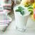 kiwi · banane · lait · smoothie · isolé · blanche - photo stock © peredniankina