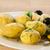 young boiled potatoes stock photo © peredniankina