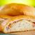 baked bread stuffed with cheese stock photo © peredniankina