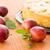 ameixa · torta · ingredientes · fruto · ovo - foto stock © peredniankina