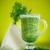 スムージー · ガラス · ショット · 務め · 葉 · 食品 - ストックフォト © peredniankina