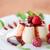 Ломтики · Sweet · буханка · изюм · молоко · фрукты - Сток-фото © peredniankina