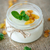 vidro · doce · passas · de · uva · branco · comida - foto stock © peredniankina