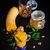 citrouille · tranche · isolé · blanche · fond · légumes - photo stock © peredniankina