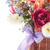 çiçekler · vazo · lâle · mavi · kartpostal · anneler - stok fotoğraf © peredniankina
