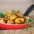 pan · rustico · patatine · fritte · anatra - foto d'archivio © peredniankina