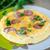scrambled eggs with sausage stock photo © peredniankina