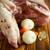 rauw · voedsel · kok · vlees · ingesteld · tabel · kip - stockfoto © peredniankina