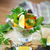 bahar · domuz · pastırması · yumurta · otlar · ev · yapımı · gıda - stok fotoğraf © peredniankina