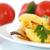 delicioso · dourado · batatas · bandeja - foto stock © peredniankina