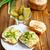 friss · vegetáriánus · szendvics · egész · gabona · kenyér - stock fotó © peredniankina