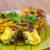 gekookt · Brussel · gekookt · plaat · voedsel · groene - stockfoto © peredniankina