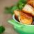 küçük · tatlı · çörek · çanak · ahşap · yüzey - stok fotoğraf © peredniankina