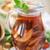 armut · meyve · dilim · arka · plan · kırmızı · bitki - stok fotoğraf © peredniankina