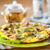 roereieren · bloemkool · tomaten · plaat · voedsel - stockfoto © peredniankina