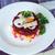 russo · salada · raiz · de · beterraba · cerâmico · prato · comida - foto stock © peredniankina